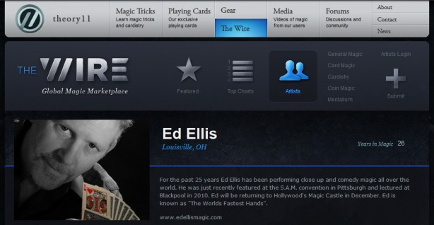 ED Ellis Theory11